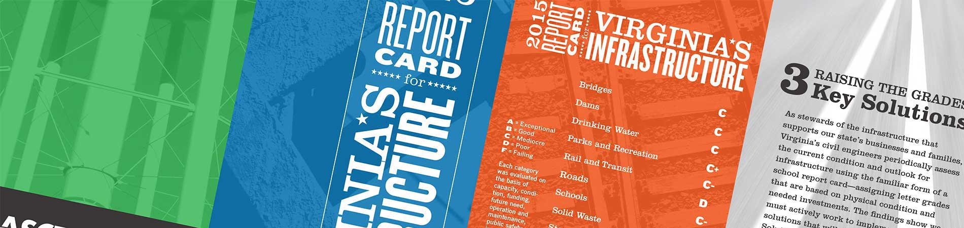 2015 ASCE Virginia Infrastructure Report Card