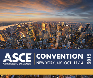 2015 ASCE Convention